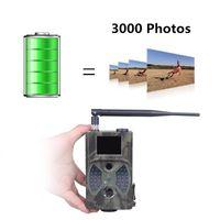 HC-350M ao ar livre da caça da câmera de vídeo MMS GSM SMS Scouting Camera selvagem infravermelha HC350M