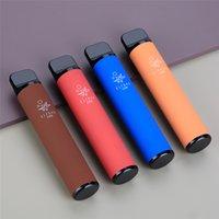 Elf Bar Lux Dispositivo di pod monouso Kit Kit E Sigarette 1500 Blows 850mAh Battery 4.8ml Elfbar Vape Stick