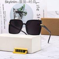2021 infinito designer de luxo diamante de diamante luxo \ u00a0designer óculos de sol 3524012-B10 Mistura natural de mistura óculos lente 3.0 espessura à venda