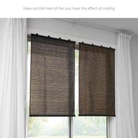 Blinds Self-Adhesive Pleated Half Blackout Windows Curtains Bathroom Balcony Shades Blind For Home Office Window Door