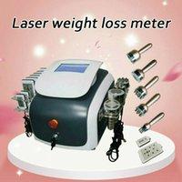 Professionale Ultrasonic Cavitazione Fat Riduction Machine Radio Frequenza Face Body Solleva Lipo Laser Perdita di peso Perdita di peso Massiatura CE Approvazione CE