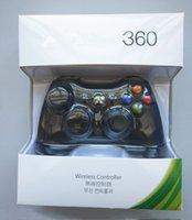2021 Xbox 360 무선 컨트롤러 조이스틱 게임 Free DHL Ship에 의해 패키지가있는 Joypad