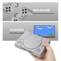 Game Controllers & Joysticks Retro TV AV Video Console With Two Gamepad Handheld Gaming Player For PS1 Plug And Play