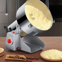 Electric Coffee Grinders Grinder Superfine Mill Commercial Chinese Household Large-Capacity Stainless Steel Whole Grains Powder Mac