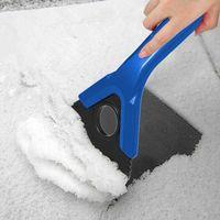 Retractable Snow Shovel For Car Deicing Snow Shovel Window Defrosting Device Winter Car Windshield Wiper Scraper Snow Scraper