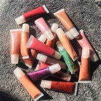 50 stücke 8ml Nachfüllbare Klare leere Lippenglanz Balsam Container Weiche Röhrchen Balm Lip Gloss Flasche Kosmetische Behälter Makeup Zubehör 40 S2