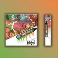 SIZZY MINI 2IN1 Switch E Kit de cigarrillos desechables Dual 800mAh Vape Pen Stick 6.8ml Preculada Vapor Pod Bar