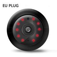 WiFi IP-камера Беспроводное Night Vision Smart Wireless WiFi Сетевая камера наблюдения Камера Кольца + Мобильный телефон Push