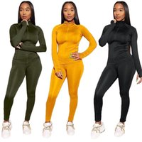Two Piece Dress Set Women Tracksuit Autumn Winter Clothes Long Sleeve Top+Jogger Pant Sweatsuit Matching Sets Outfits