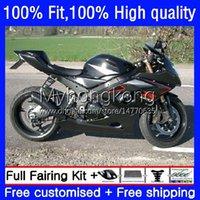 Spritzgusskörper für Suzuki K5 GSX-R1000 1000cc 2005 2006 Moto-Körper 26NO.92 GSXR 1000 CC GSXR1000 Gloss Schwarz 2005-2006 GSXR-1000 05 06 100% Fit OEM-Verkleidungen