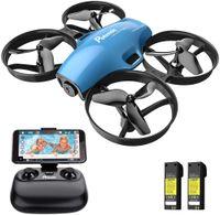 Drone de A30W potense para crianças rc mini quadcopter com 720p hd câmera um botão tirar a rota de aterramento plano de brinquedo
