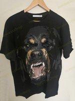 Designer tshirts men 3D classic animal print t shirt cotton women tee tops Camisa Masculina mens Designers t-shirts