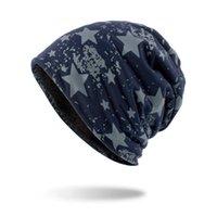 Cappello elastico inverno caldo Larby Aurmuffs Camouflage Print Cap Uomo Sport all'aria aperta Arrampicata Sia la testa che il collo Scaldatore di neve del cappello # PP2