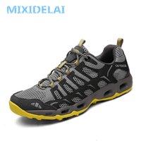 MIXIDELAI Yeni Yaz Erkekler Sneakers Moda Bahar Açık Ayakkabı Erkekler Rahat erkek Ayakkabı Rahat Mesh Ayakkabı Erkekler için Boyutu 39-46 C0309