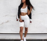 2 Piece Set Women Crop Tops and Biker Shorts Sweat Suits Sexy Club Outfits Two Casual Tracksuit Matching 5XL