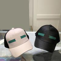 Moda gorra de béisbol hombres mujeres verano hombre sombreros transpirable calle bolas gorras con letras cúpula casquette 2 estilos
