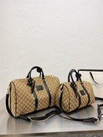 GUUCI Designer de luxo Top Quality Saco de ombro Tote Genuine Leather Duffel Nylon Ophidia Homens Mulheres Crossbody Bags bolsas Wallet Han