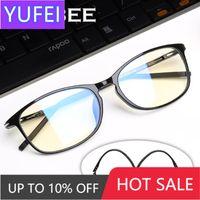 Vivibee مكافحة الضوء الأزرق النظارات الرجال bluelight الإشعاع النساء TR90 حماية الكمبيوتر الألعاب راي حظر الأشعة فوق البنفسجية komputer النظارات