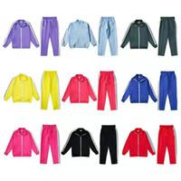 2021 Mens Designer Tracksuit Womens Casual Jaqueta Moletons Moda Men S Roupas Ao Ar Livre Jogging Sportswear Top Coats Homem Calças ou Ternos