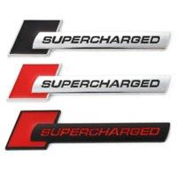 3D наклейка автомобиля эмблема спорта авто значок наклейки для земельного ровера ROVER Superched Audi A3 A4 A5 A6 Q3 Q5 Q7 RS S3 S4 S5 S6 S8