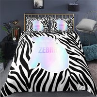 Bedding Sets Home Textile Animal Texture Series Pattern Fashion Duvet Quilt Cover Pillowcase Set Adult Teen Bedroom Decoration