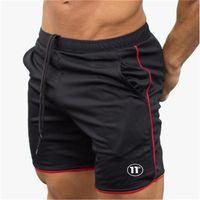 Men's Shorts 2021 Summer Running Men Sports Jogging Fitness Quick Dry Mens Gym Sport Gyms Short Pants