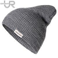 1 pcs unisexe chapeau urgentman beanie occasionnel pour hommes femmes chaude chapeau hivernale douce chapeau de mode simple chapeau quotidien chapeau chapeau de crochet