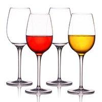 2 adet Plastik Şarap Kokteyl Cam Şampanya Flüt Bardaklar Ev Düğün Bar Suyu Şarap Yen Kırılmaz Gözlük Noel Hediyeleri İçme