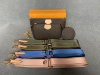 FAVORITO 3 PCS Set Multi bags Acessórios Mulheres Crossbody Purse Messenger Flowers Ombro Lady Telefone Combinação de Telefone Saco Bolsa de Embreagem Carteira de Backpack