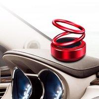 4 ألوان 1 قطع سيارة العطر تعليق دوران carstyle الهواء اكسسوارات السيارات السيارات