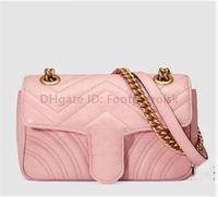الكلاسيكية عالية الجودة المصممين الحقائب النساء حقيبة الكتف بو الجلود الأزياء سلسلة حقيبة الصليب الجسم حقائب الإناث رفرف القلب مخلب حقيبة