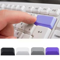 Keyboard Covers 5 Pcs Four-color Blank Dsa Pbt Keycap 1.25u 1.5u And Mechanical Mx Add For Keycaps Switches Rep J9p6