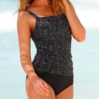 Seashy 2021 Siyah Push Up Mayo Tek Parça Kadın Mayo Monokini Brezilyalı Mayo Vintage Yaz Plaj Takımları 2021