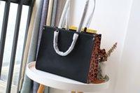2021 الأزياء جودة عالية سيدة حقيبة تسوق براون الفاخرة 3a الكلاسيكية العلامة التجارية قماش قماش حقيبة سعة كبيرة