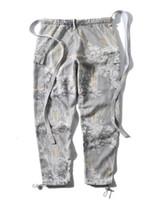 2021 tanrı korkusu 6th sis jiujitsu pantolon moda sokak kaykay rahat pantolon spor spor hip hop parça pantolon sweatpants