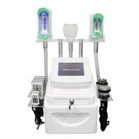 Nuevo Cryolipolisis profesional Fallo con congelación Máquina adelgazante Crioterapia Cuerpo RF Ultrasonido Liposucción Lipo Máquina láser para la venta