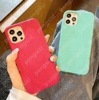 Casos de telefone designer de moda para iphone 12 mini 11 pro max xs 13 7 8 mais x ra xr capa couro de couro imprimir iphone12 caso de celular com caixa