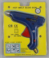 Pistola in colla calda 100W con interruttore GT-10 11mm Glue Stick Gun Grue Glue Grue Grue Grue Commercio all'ingrosso con pacchetto al dettaglio