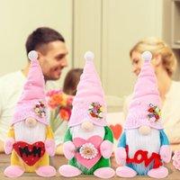 Parti Malzemeleri Anneler Günü Gnome Peluş Oyuncak Anne Çiçekler Cüce Yüzsüz Bebek Süsleri Çocuk Oyuncakları Hediyeler