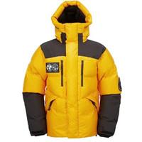 Moda Erkek Ceketler Parka Kadınlar Klasik Rahat Aşağı Palto Erkekler Açık Kalın Sıcak Kış Ceket Unisex Ceket Dış Giyim Siyah Sarı Çiftler Giyim JK2122