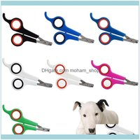 Supplies Home & Gardenpet Cat Nail Cutter Pet Claw Clippers Trimmers Dog Grooming Scissors Toe Care Stainless Steel Nailclippers 120Pcs Drop