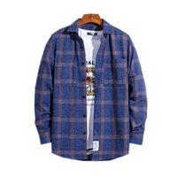 Men Shirt Casual Pocket Normal Long Sleevle Turndown 40% Cotton 50% Polyester 10% Others Regular Spring Plaids Blue Broadcloth