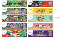 60ml Backpackboyz Label Labels Biscotti Scout Biscotti Platinum Tangie Amnesia Haze Gorilla colla # 4 Adesivi per runtz