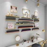 Other Home Decor Nail Art Wall Shelves Mount Cosmetic Shop Iron Polish Glue Shelf Display Stand