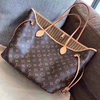 Borse da borse da donna Designer Borsa Brown classico Brown con borse originali Borsa per numero di serie Grandi Shopping Pacchetto spalla 00
