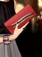 Tendenze della moda Ms. cena frizione 2020 Autunno e inverno Nuovo abito Banchetto Pochette da banchetto Ladies Red Carpet Borsa