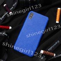 디자이너 패션 전화 케이스 iPhone 12 Pro Max 12 Mini 11 XR XS Max 7/8 Plus PU 가죽 전화 커버 S- 8 9 10 11 12.