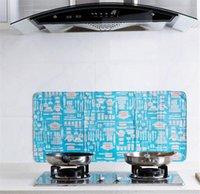Nova Cozinha De Jantar Gadgets Petróleo Splatter Telas Placa De Alumínio Placa De Gás Splash Prova De Buffle Home Cozinha Cozinha Ferramentas