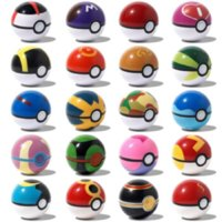 DHL 21 Styles New 7CM Pet Elf Ball 2-3Cm Figures Toys Can Dream Bedroom Furnishings For Kids Sent