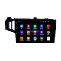 DVD DVD Stéréo Stéréo Radio In-Dash Video Player pour Honda Fit 2013-2015 LHD Double DIN 10,1 pouces Android